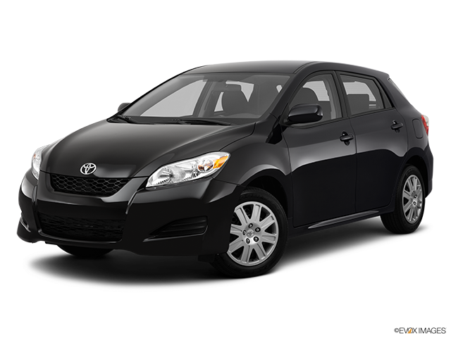 2012 Toyota Matrix Review