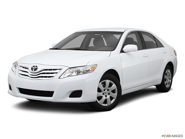 2011 Toyota Camry Review