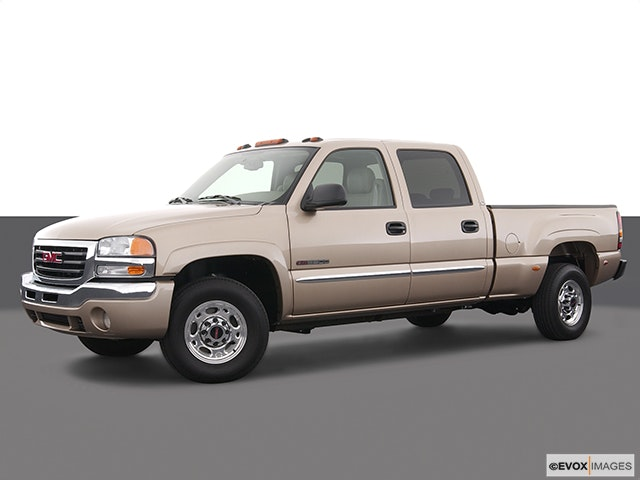 GMC Sierra 2500 Reviews