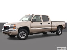 2004 GMC Sierra 2500 Review