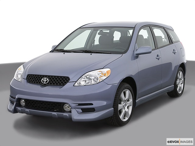2003 Toyota Matrix Review