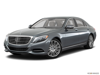 2016 Mercedes-Benz S-Class photo