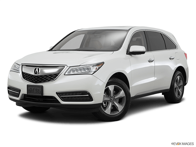 2016 acura mdx review carfax vehicle research. Black Bedroom Furniture Sets. Home Design Ideas