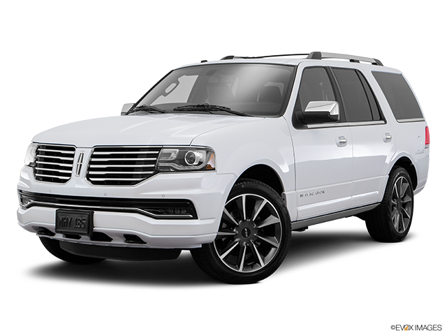 2016 Lincoln Navigator Review