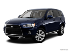 2012 Mitsubishi Outlander Review