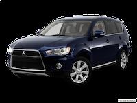 Mitsubishi, Outlander, 2007-2013