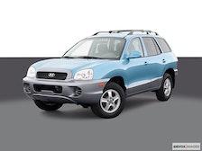 2004 Hyundai Santa Fe Review