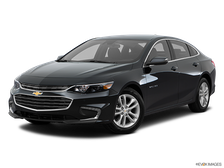 2018 Chevrolet Malibu Review