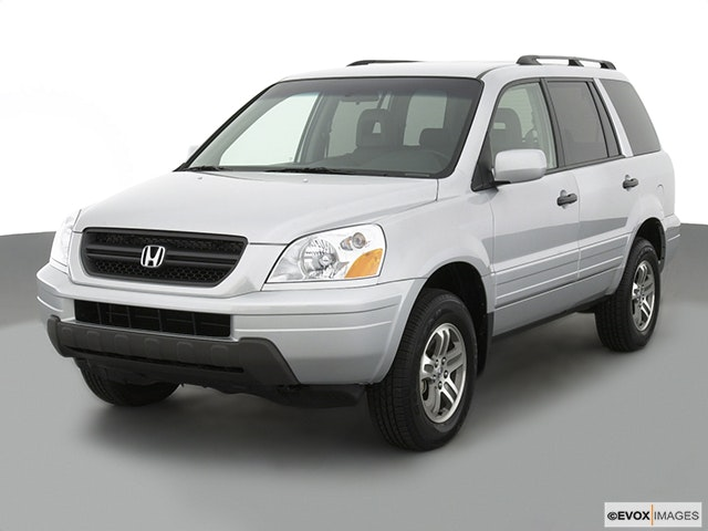 2003 Honda Pilot Review