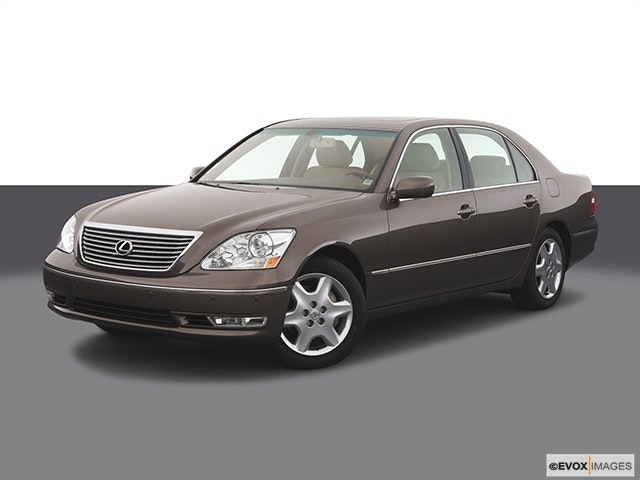 2005 Lexus LS 430 Review