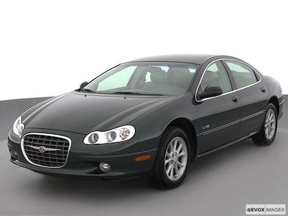 2001 Chrysler LHS photo