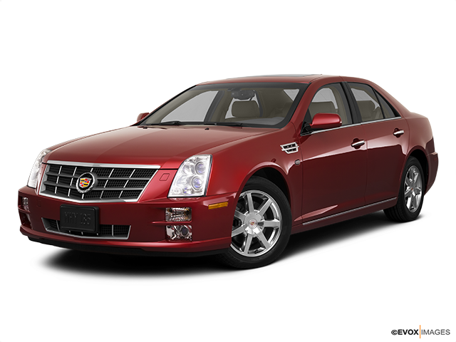 2010 Cadillac STS Review