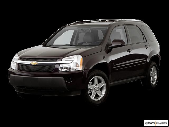 2006 Chevrolet Equinox Review