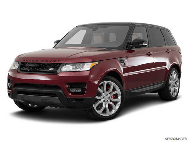 2017 Land Rover Range Rover Sport Review
