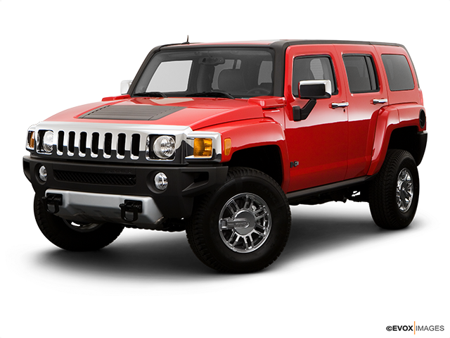 2009 HUMMER H3 Review