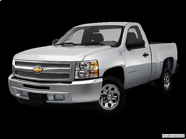 2012 Chevrolet Silverado 1500 Review
