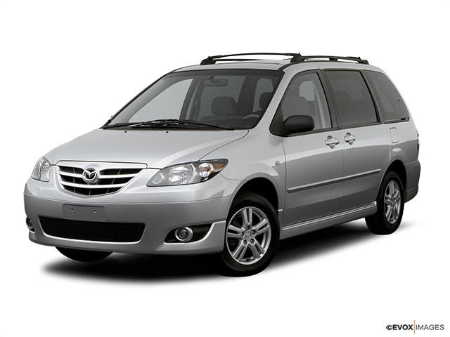 Mazda MPV Reviews