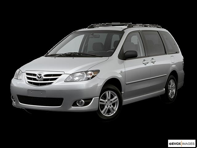Mazda MPV Reviews