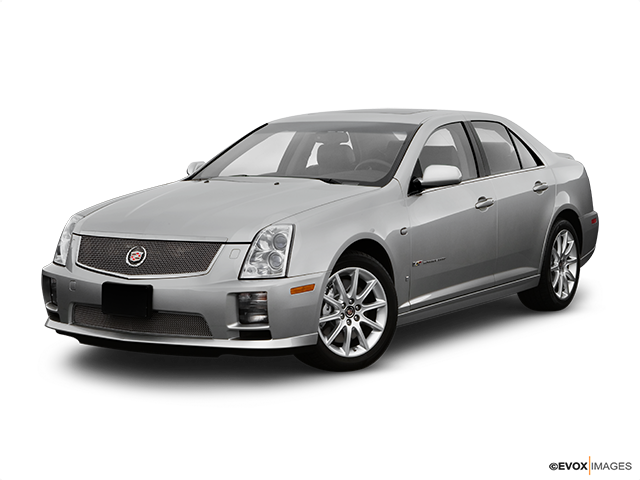2007 Cadillac STS-V Review