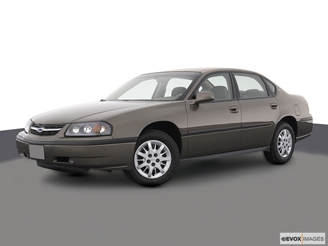 2005 Chevrolet Impala Review