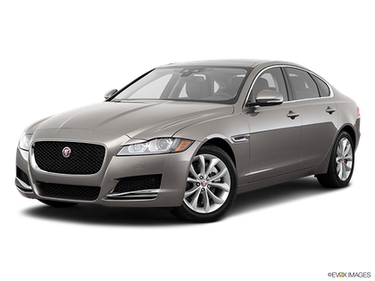 2018 Jaguar XF photo