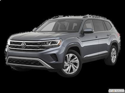 2021 Volkswagen Atlas photo
