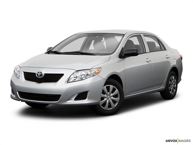 2009 Toyota Corolla Review