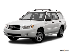 2006 Subaru Forester Review