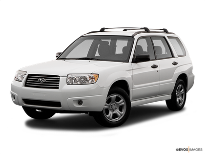 2006 Subaru Forester Review | CARFAX Vehicle Research