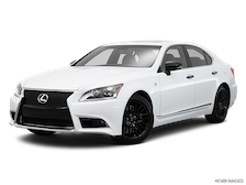 2015 Lexus LS Review
