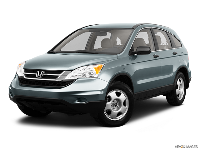 2011 Honda CR-V Review