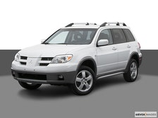 2005 Mitsubishi Outlander Review