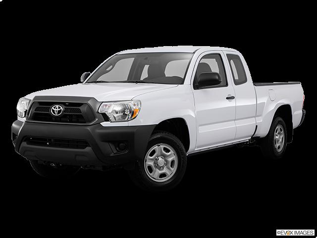 2015 Toyota Tacoma photo