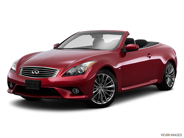 2015 INFINITI Q60 Convertible Review