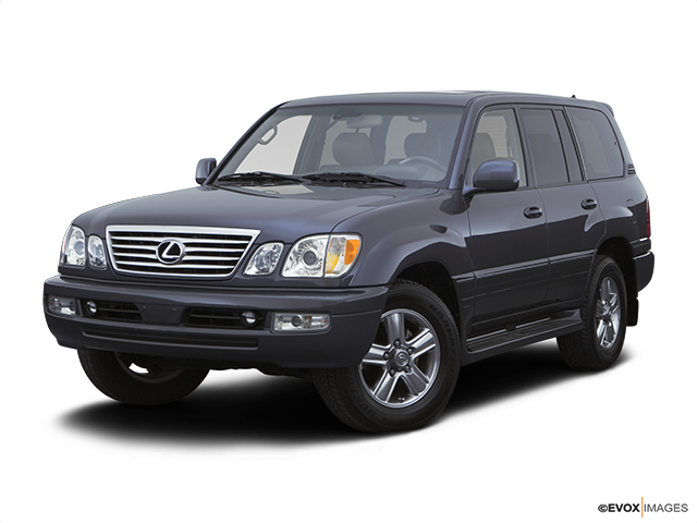 2007 Lexus LX 470 Review