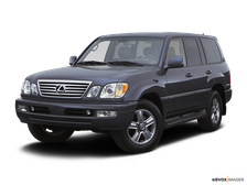 2007 Lexus LX Review