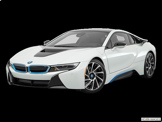 2017 BMW i8 photo