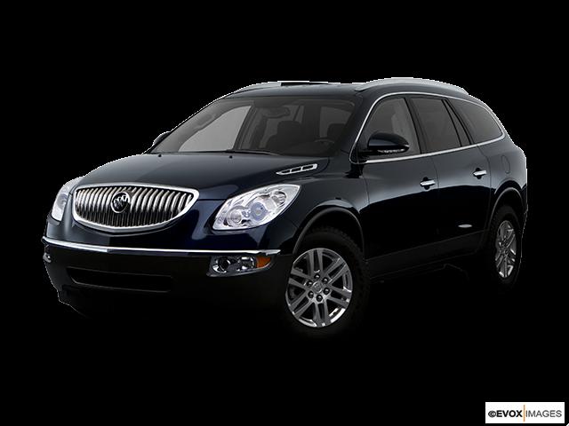 2008 Buick Enclave Review