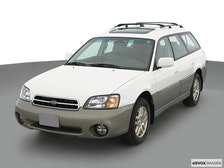 2000 Subaru Outback Review