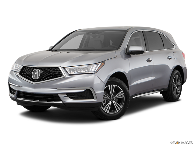 2018 Acura MDX Review