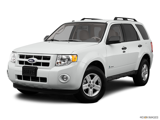 2012 Ford Escape Hybrid Review
