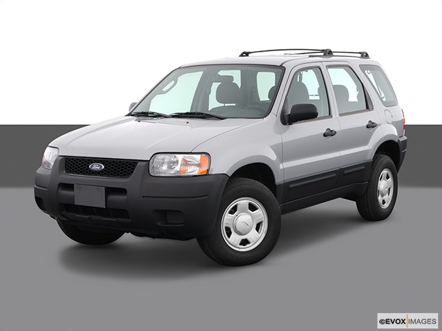 2004 Ford Escape Review