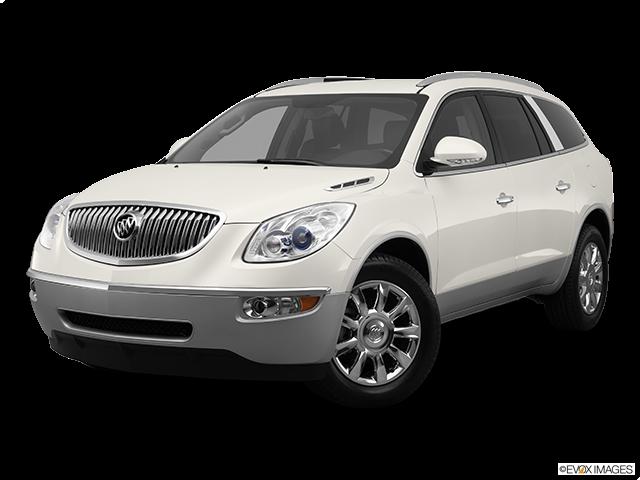 2012 Buick Enclave Review