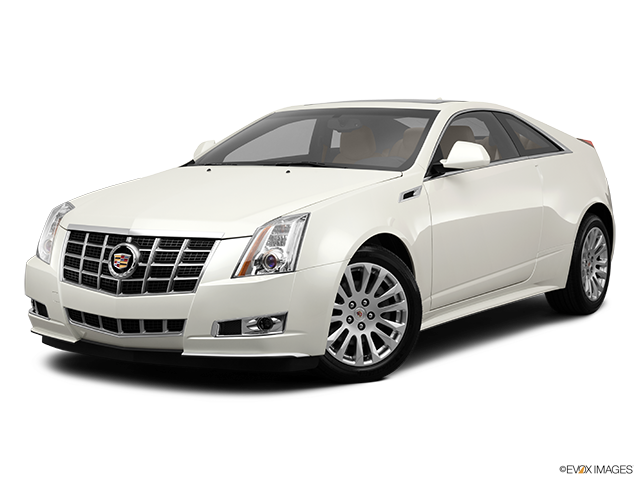 2013 Cadillac CTS Review