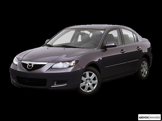 2008 Mazda Mazda3 Review
