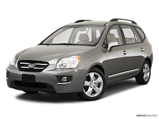 2009 Kia Rondo Review