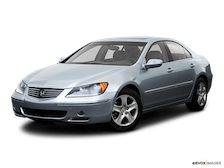 2008 Acura RL Review