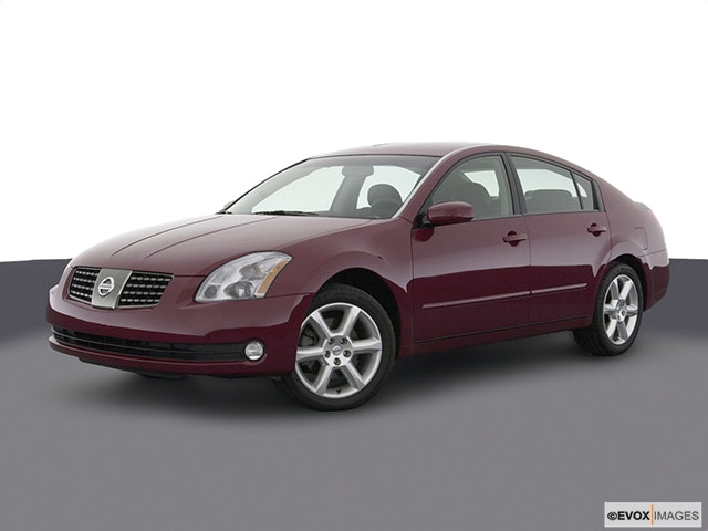 2004 Nissan Maxima Review