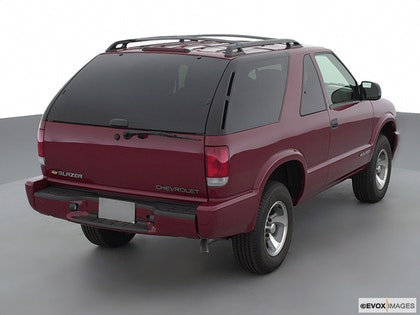 2000 Chevrolet Blazer Photo
