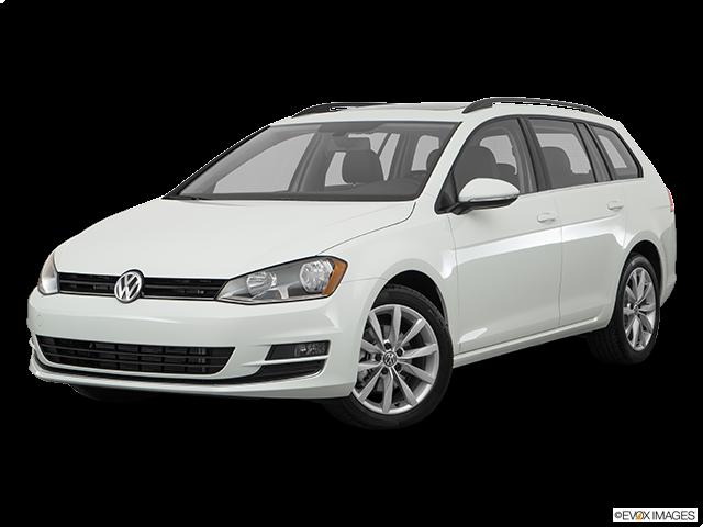 2017 Volkswagen Golf SportWagen Review